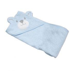 Cape de bain personnalisable ourson